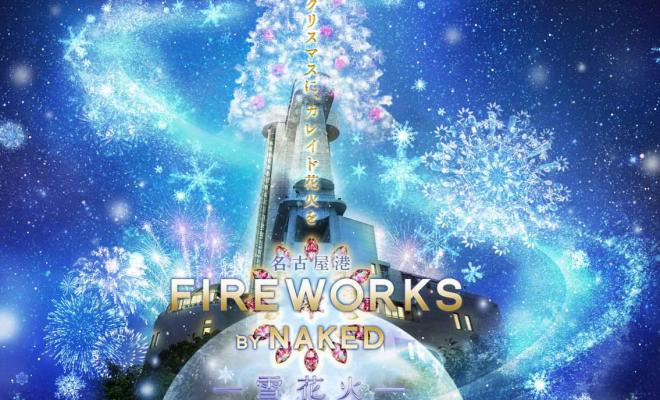 あなただけの花火を打ち上げよう!「名古屋港 FIREWORKS BY NAKED」 - 1 3 660x400