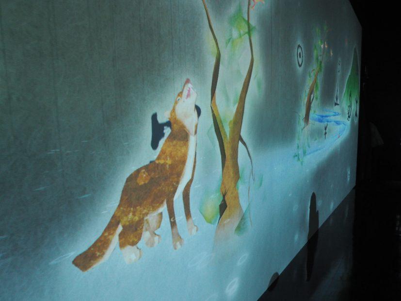 「チームラボ★アイランド 踊る!アート展と、学ぶ!未来の遊園地」に行ってきました! - PB110034 827x620