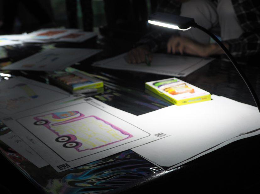 「チームラボ★アイランド 踊る!アート展と、学ぶ!未来の遊園地」に行ってきました! - PB110055 827x620