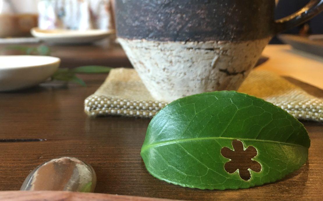 住宅地に佇む作家の器を楽しめる隠れ家「CAFE GALLERY hagi 」
