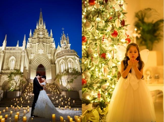 天使からの贈りもの!名駅南「ストリングスホテル名古屋」でクリスマスフェア開催
