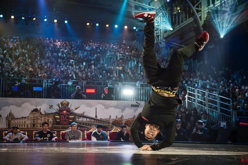 名古屋初開催!世界最高峰のブレイクダンスバトル「RedBull BC One」 - taisuke red bull bc one world final 2014