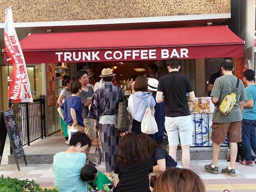 名古屋から世界へ羽ばたく。北欧スタイルカフェ「TRUNK COFFEE」 - 07c3627e5018240acaade8d76479ab19