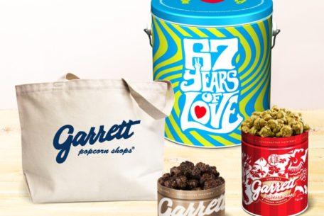日本未発売の商品が詰まった「2017 Garrett福缶」が1月2日より発売
