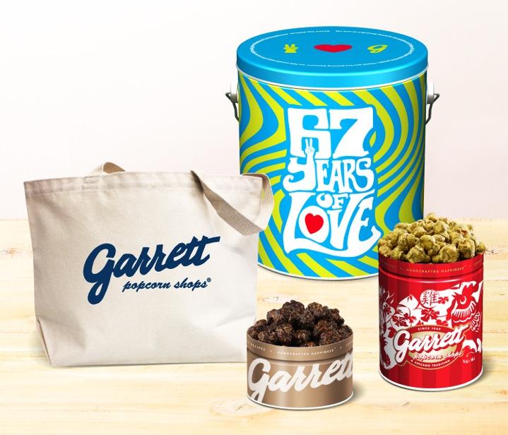 日本未発売の商品が詰まった「2017 Garrett福缶」が1月2日より発売 - 559e3766ee4cae66168c5fcdf36884f0