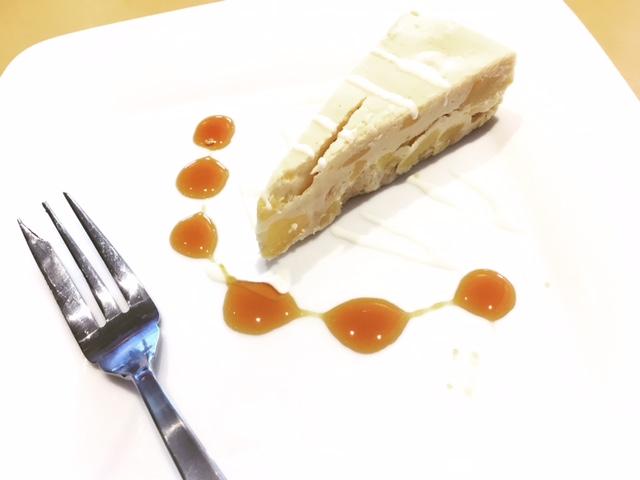 『芋王子のチーズケーキ』