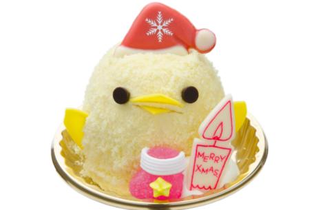 名古屋コーチンの卵を使ったひよこぷりん「ぴよりん」が期間限定でクリスマス仕様に