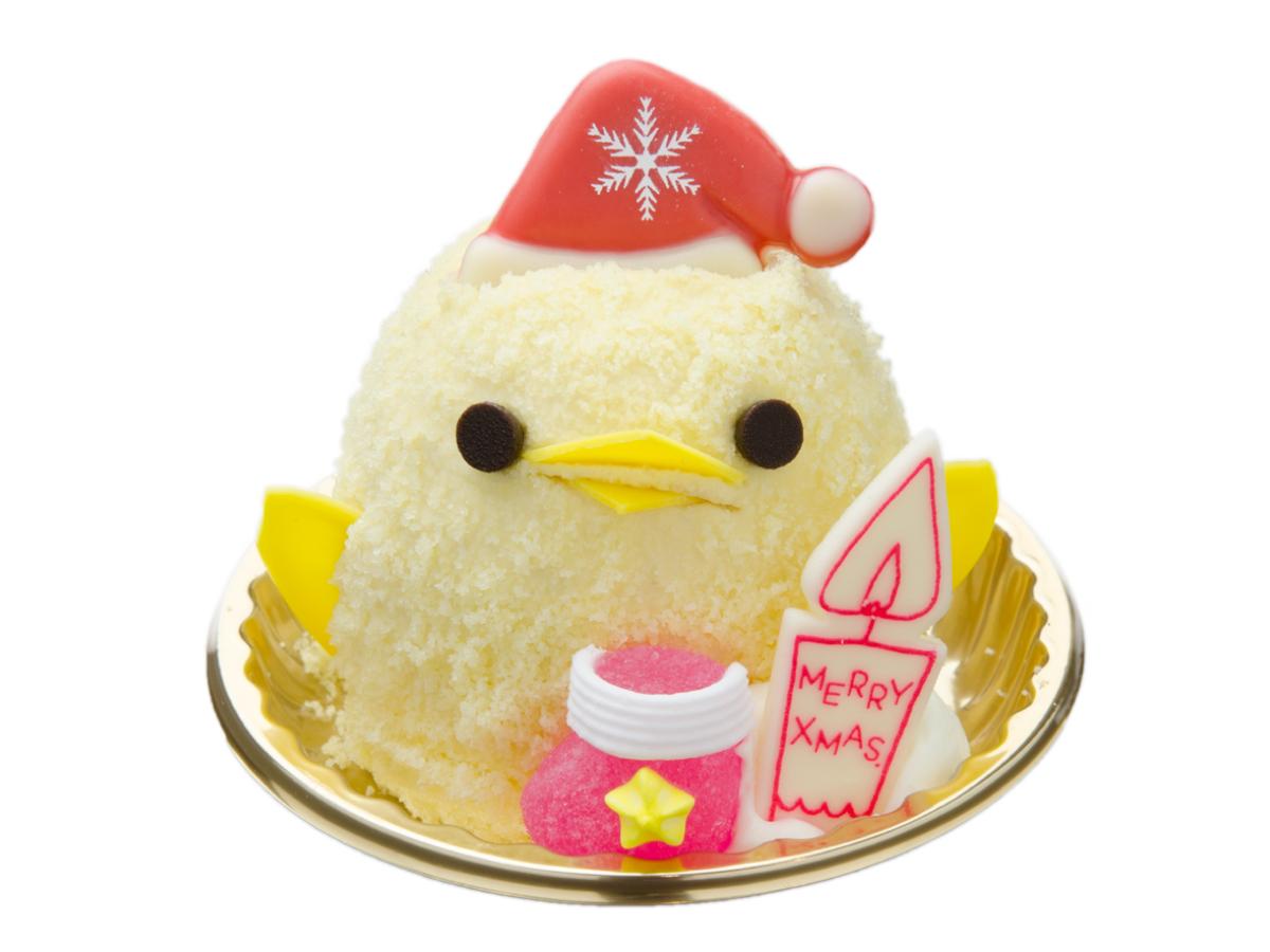 名古屋コーチンの卵を使ったひよこぷりん「ぴよりん」が期間限定でクリスマス仕様に - piyorin