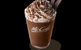 愛知県には7店舗!『マックカフェバイバリスタ』の本格カフェメニューを紹介 - premium chocolate frappe l 260x160