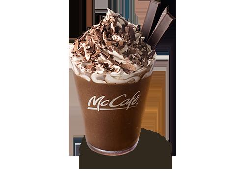 愛知県には7店舗!『マックカフェバイバリスタ』の本格カフェメニューを紹介 - premium chocolate frappe l