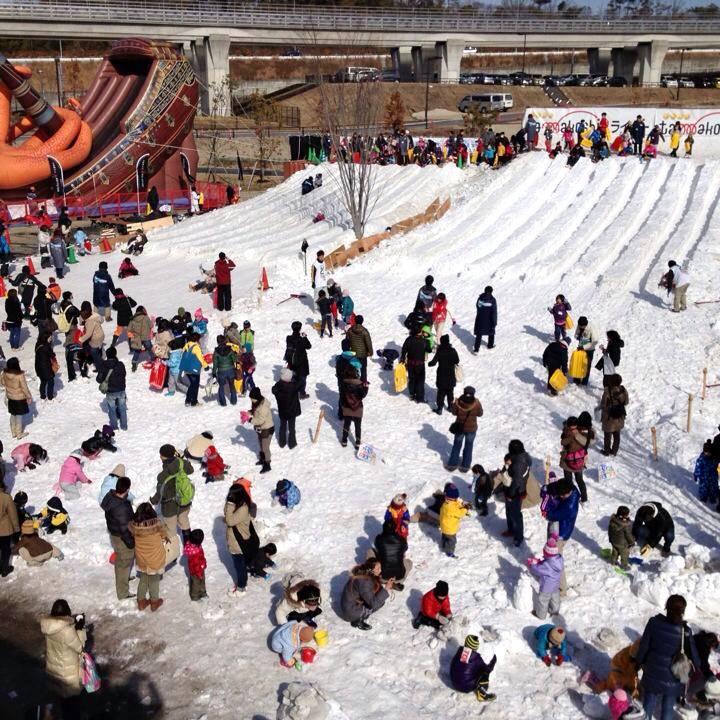 寒い冬だからこそ。モリコロパークで子どもと雪遊びがしたい! - 556290 334628986642948 1679078900 n