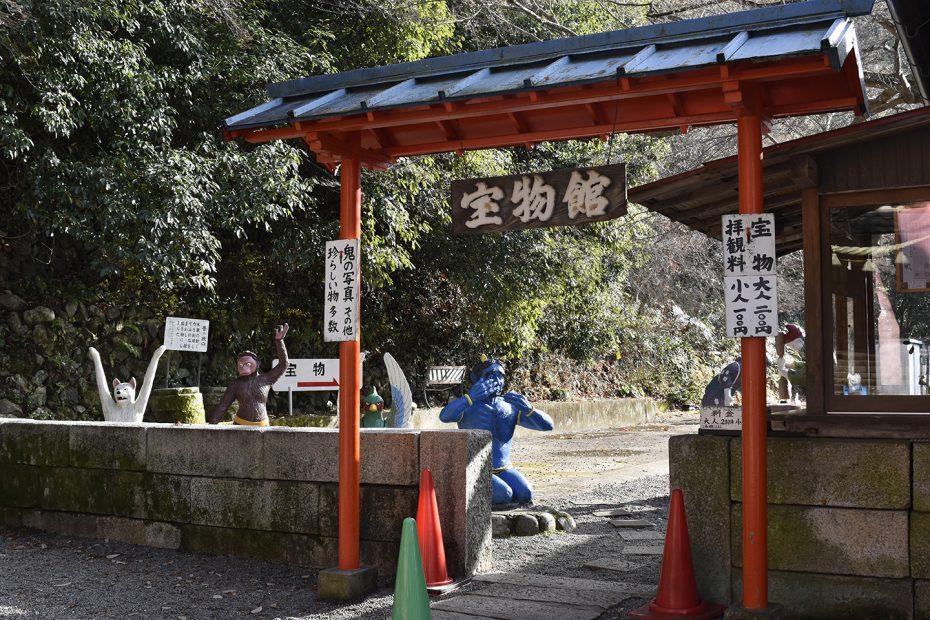 まだ間に合う!2017年初詣に犬山市「桃太郎神社」でシュールな世界観を楽しむ! - DSC0766 930x620