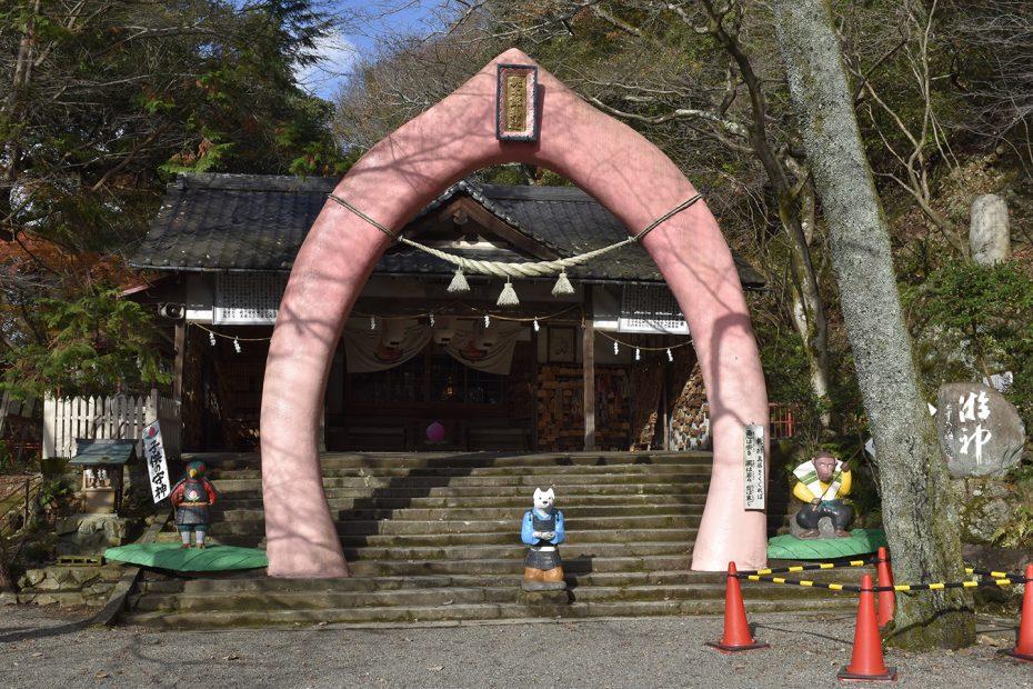 まだ間に合う!2017年初詣に犬山市「桃太郎神社」でシュールな世界観を楽しむ! - DSC0768 930x620
