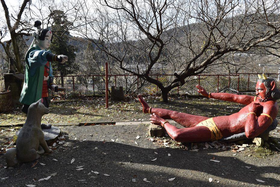 まだ間に合う!2017年初詣に犬山市「桃太郎神社」でシュールな世界観を楽しむ! - DSC0788 930x620