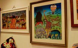 東山公園「ギャラリー・タンザニアフィリア」はアフリカンアート溢れる空間! - DSC 0932 260x160