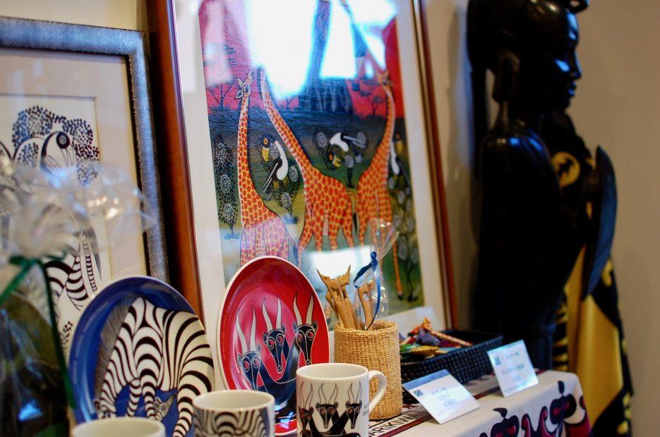 東山公園「ギャラリー・タンザニアフィリア」はアフリカンアート溢れる空間! - DSC 0934 935x620