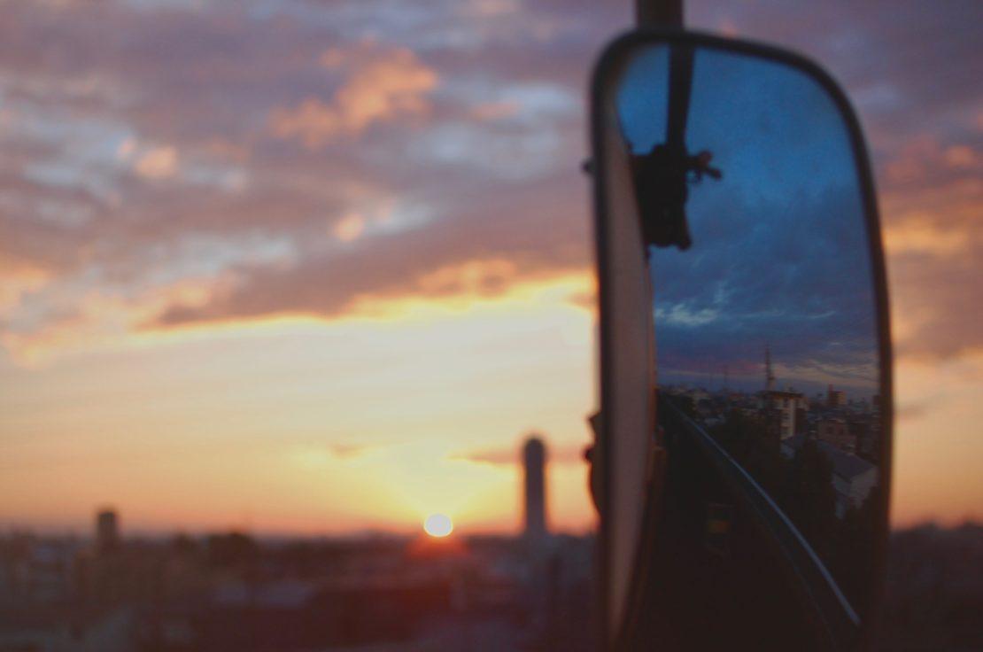 【元旦】城北線「初日の出号」から初日の出を見てみた!