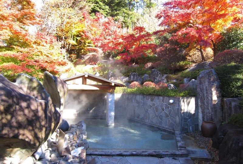 飛騨川温泉『しみずの湯』