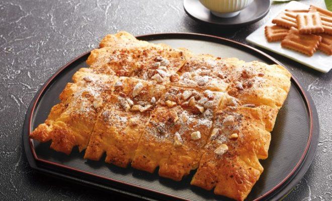 名古屋のお菓子『しるこサンド』がアオキーズ・ピザとコラボでピザになった! - 38549 WPwgQoHIfe 660x400