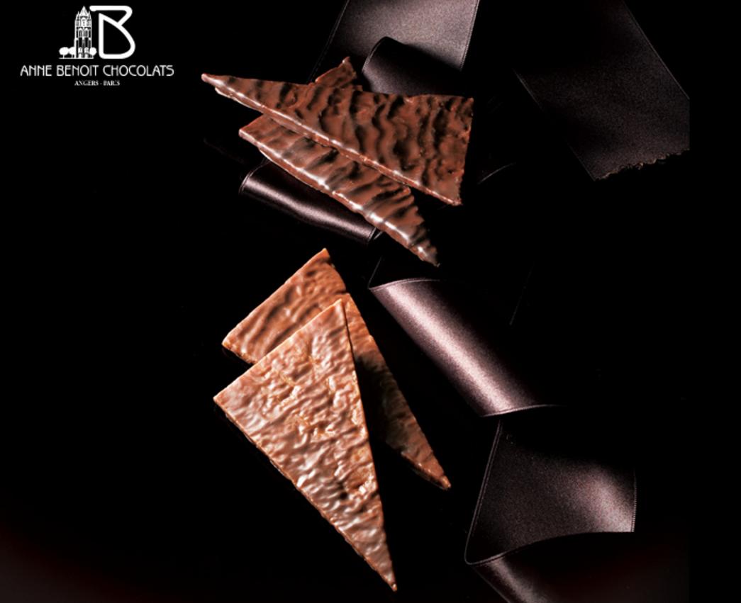 こだわりの「塩」が美味しさを引き立てる!松坂屋のおすすめバレンタインショコラ - ANNE BENOIT CHOCOLATS