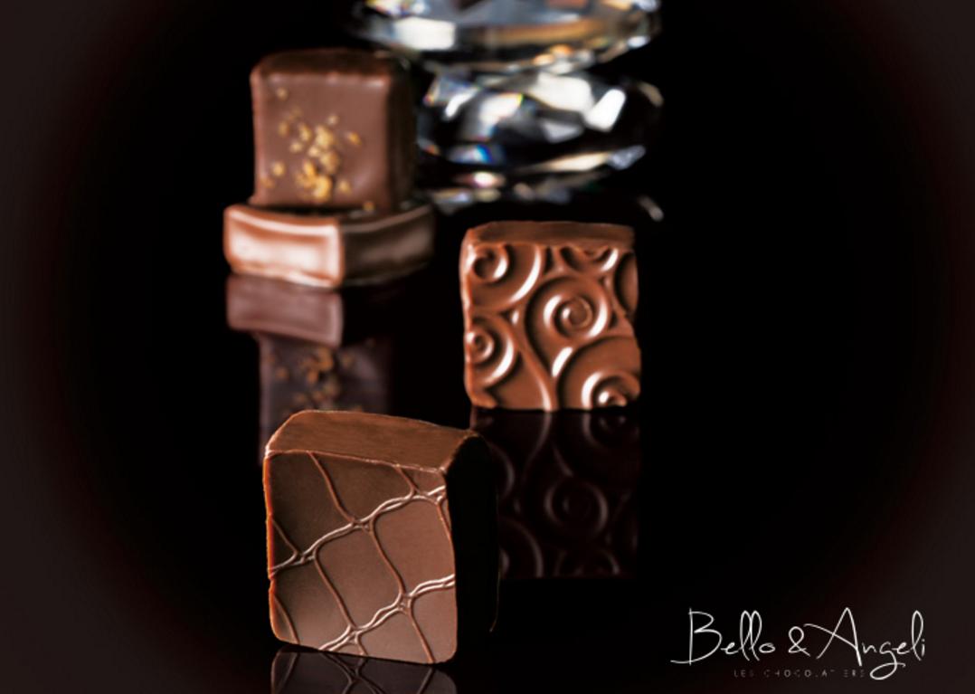 こだわりの「塩」が美味しさを引き立てる!松坂屋のおすすめバレンタインショコラ - BelloAngeli