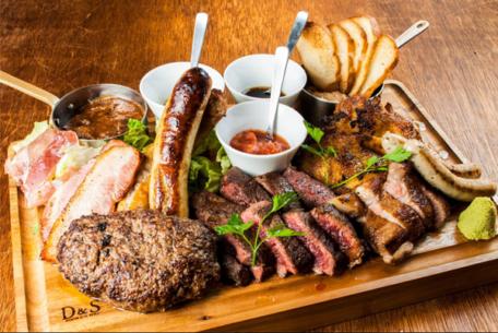 美味しいお肉をカフェで!「肉が旨いカフェ」NICK STOCKが名古屋に上陸