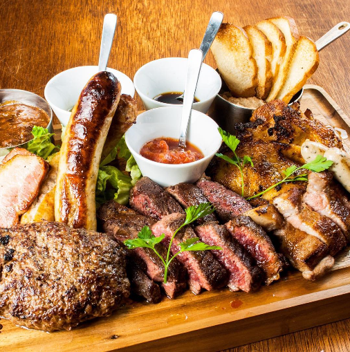 美味しいお肉をカフェで!「肉が旨いカフェ」NICK STOCKが名古屋に上陸 - b6f578042983544021c2c1fae7ae45f1