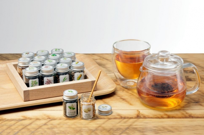 『マイブレンド体験』を名古屋で。十六茶を自分好みにブレンドしよう