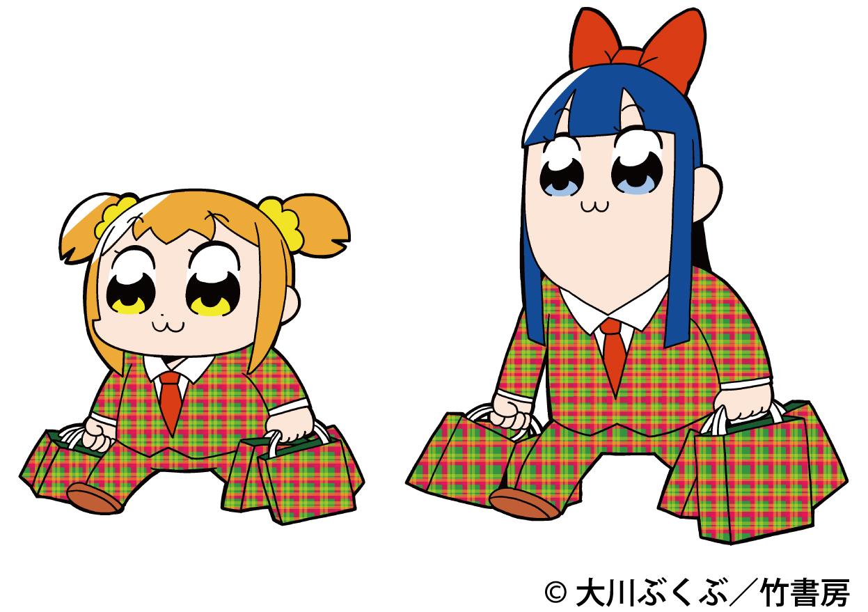 暴走毒舌漫画「ポプテピピック」が名古屋に! 新宿に続き、初の地方開催 - main 1