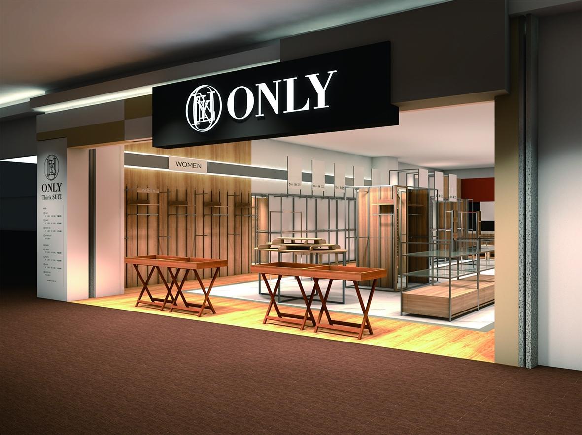 適正価格を追求するスーツショップ「ONLY」、名古屋でリニューアルオープン - main 2