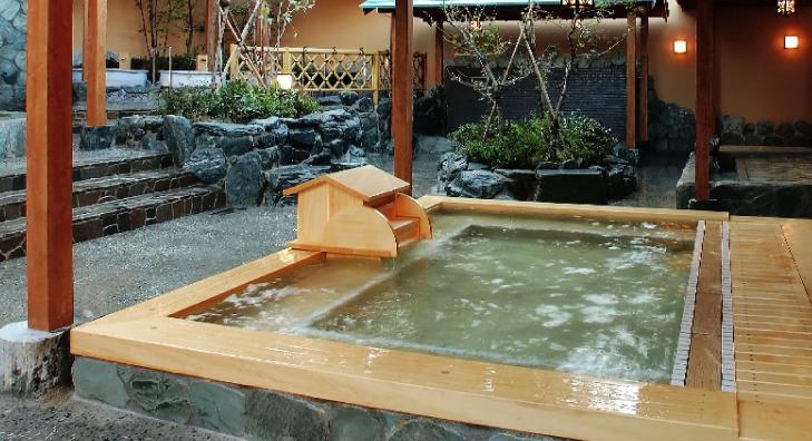 すぐ行ける天然温泉!名古屋近郊おすすめ日帰り入浴施設5選 - midori rakunoyu