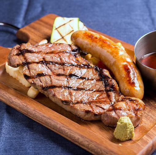 美味しいお肉をカフェで!「肉が旨いカフェ」NICK STOCKが名古屋に上陸 - niku