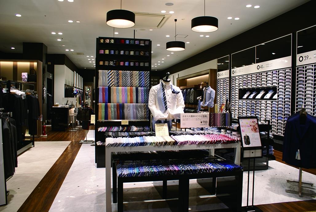 適正価格を追求するスーツショップ「ONLY」、名古屋でリニューアルオープン - sub1 1