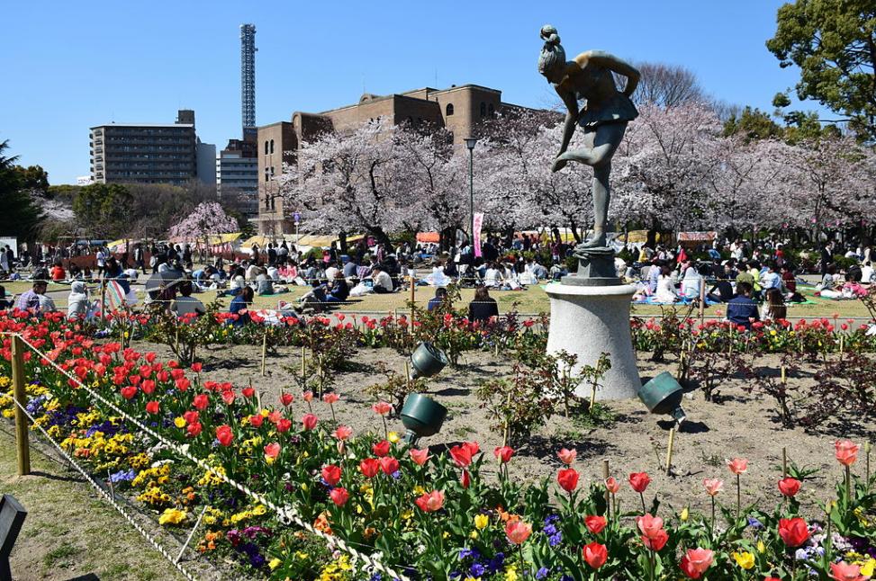 春のお出かけどこ行く?名古屋周辺のおすすめ公園10選! - tsurumai kouen