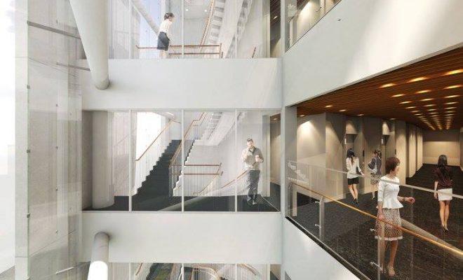 名古屋駅から徒歩5分。複合商業ビル『アクロスキューブ名古屋』が4月1日オープン - 3 660x400