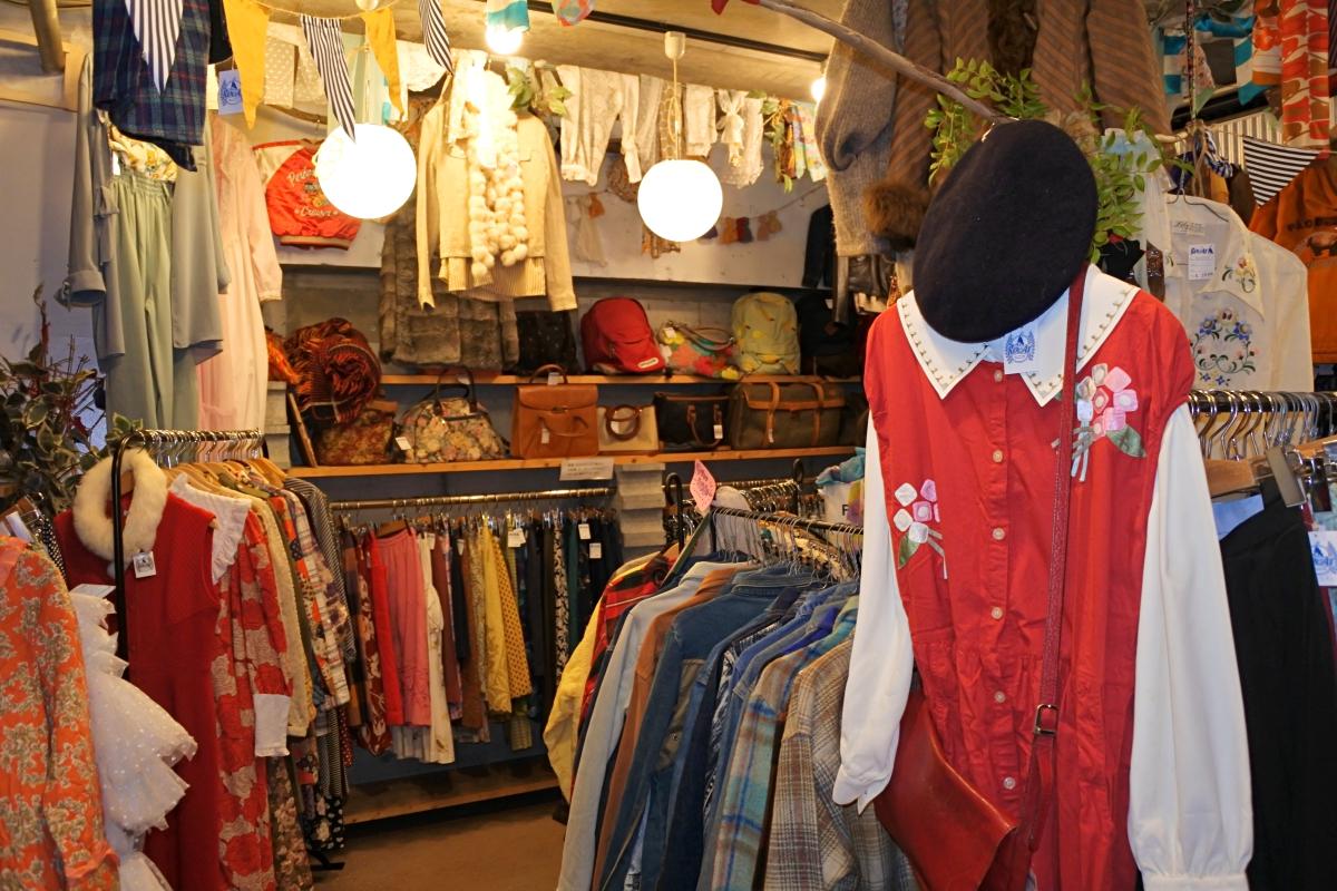 ここが名古屋の古着天国!「大須商店街」で古着屋巡り - 入門編 - - DSC 0766