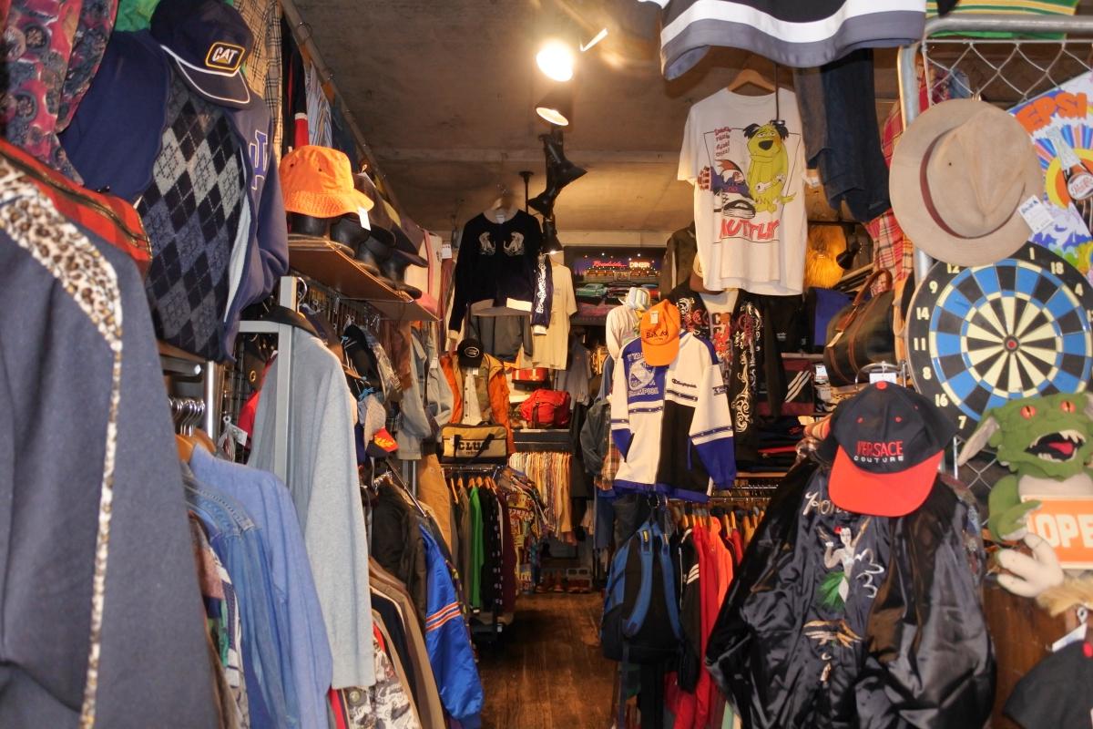 ここが名古屋の古着天国!「大須商店街」で古着屋巡り - 入門編 - - DSC 0767