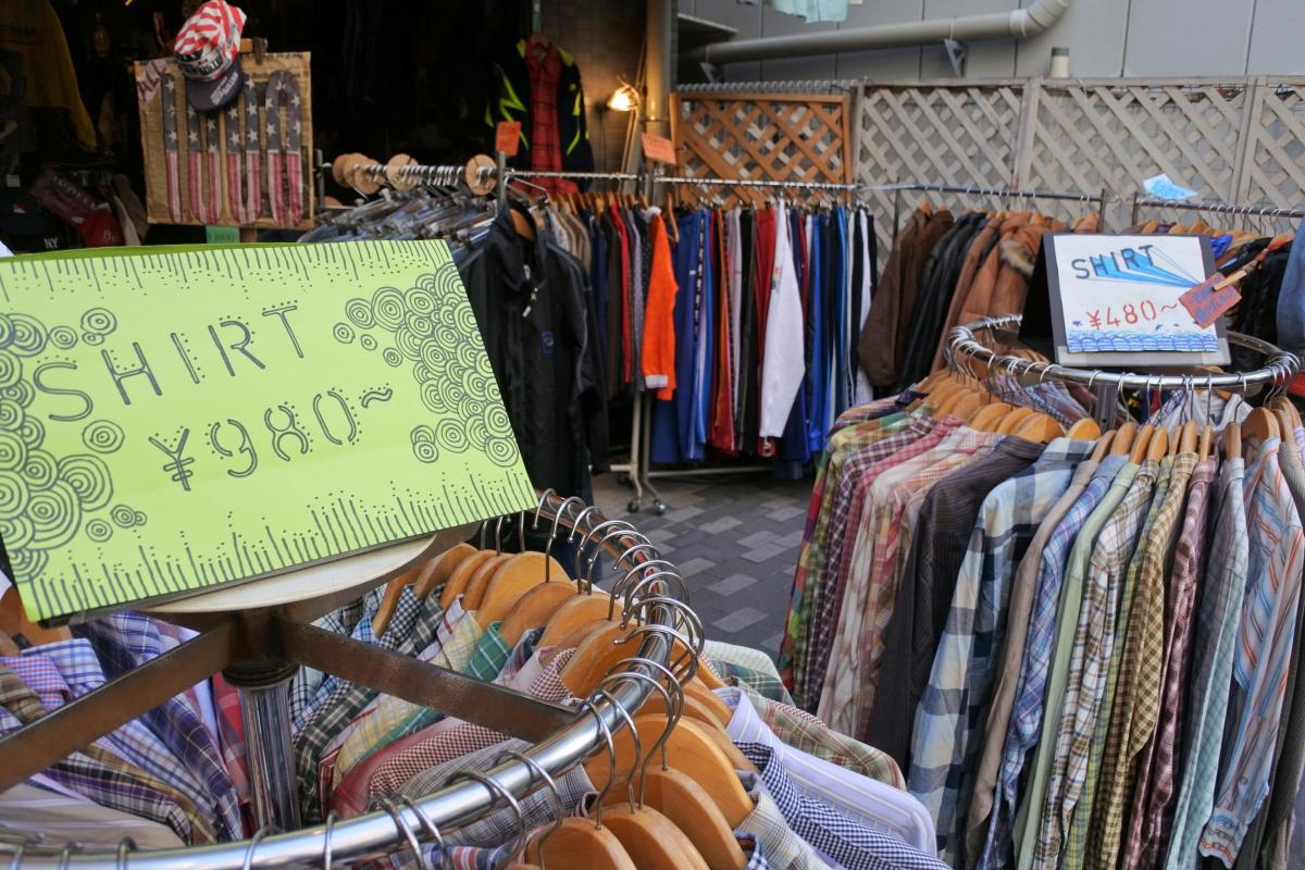 ここが名古屋の古着天国!「大須商店街」で古着屋巡り - 入門編 - - DSC 0769