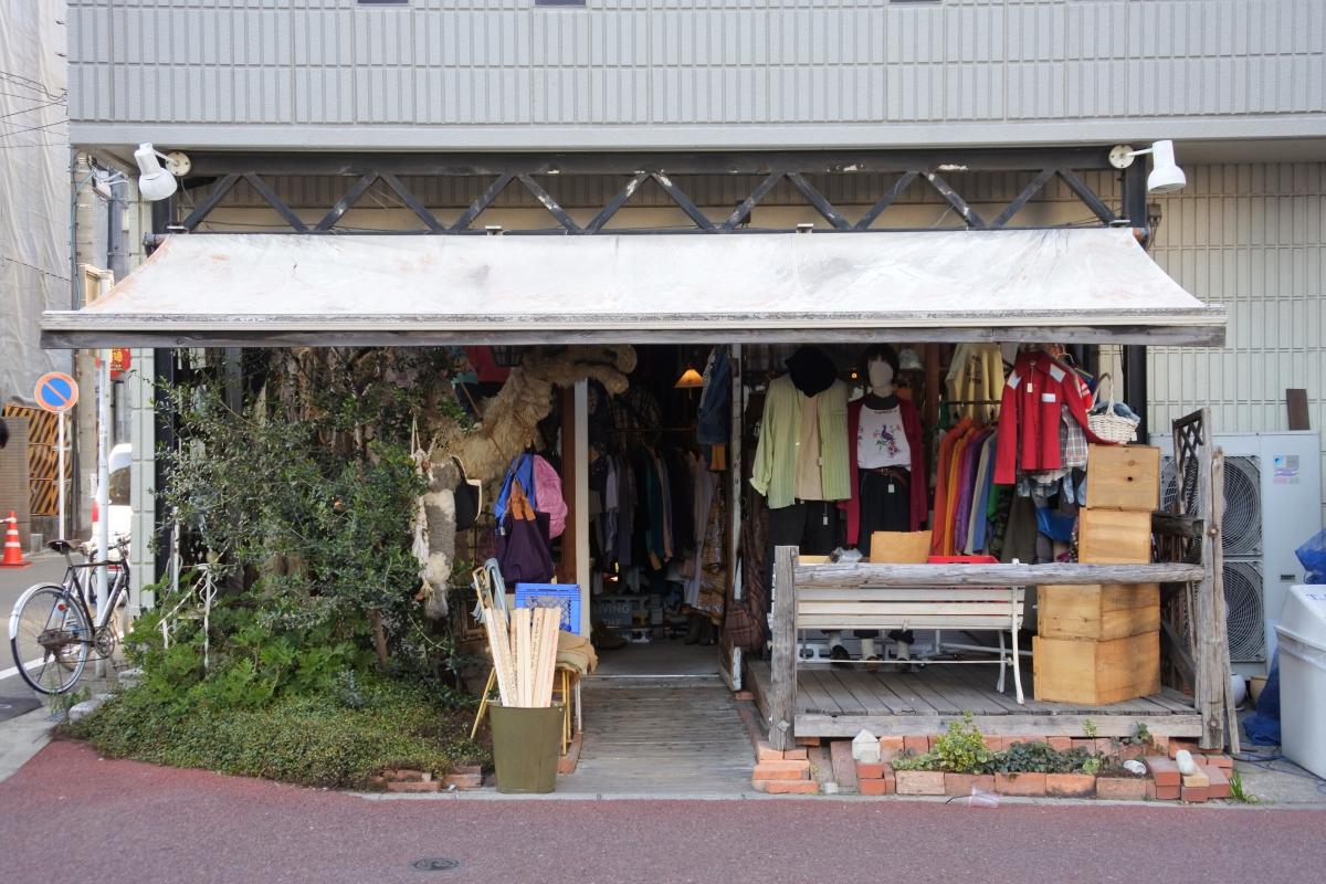 ここが名古屋の古着天国!「大須商店街」で古着屋巡り - 入門編 - - DSC 0780