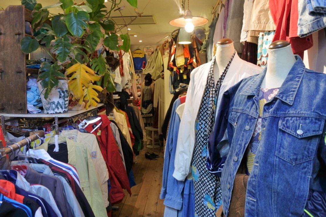 ここが名古屋の古着天国!「大須商店街」で古着屋巡り – 入門編 –