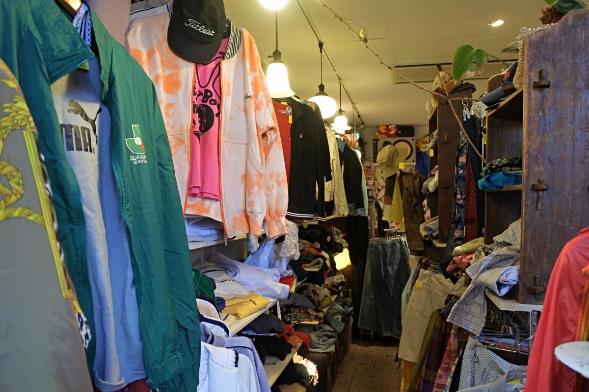 ここが名古屋の古着天国!「大須商店街」で古着屋巡り - 入門編 - - DSC 0826