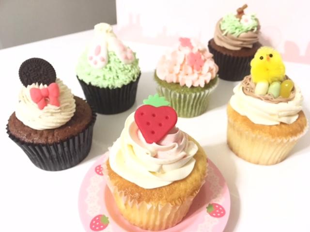 インスタで話題!名古屋『London Cupcakes』に可愛いが止まらない