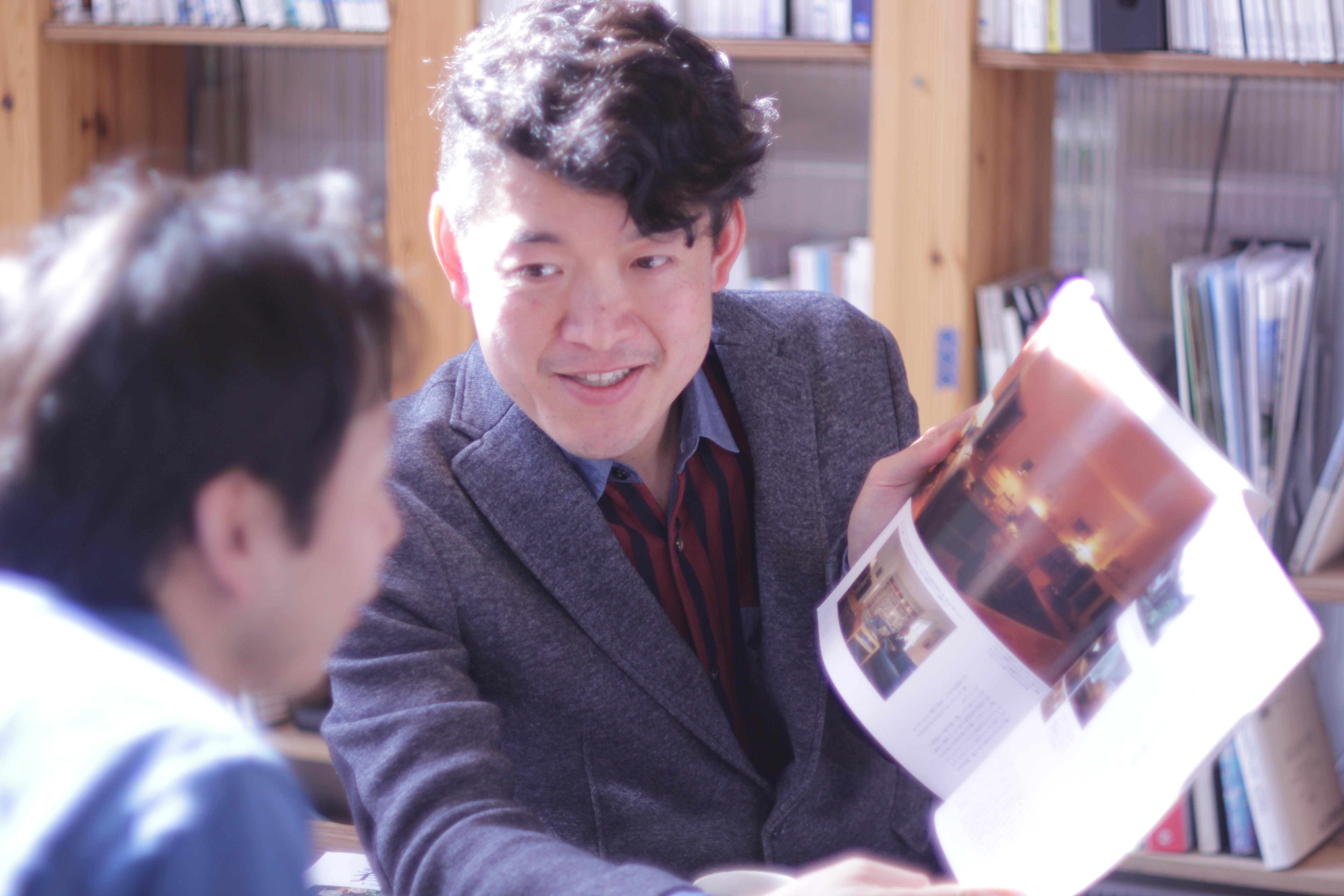 「名古屋の人が名古屋を愛さないと。」街の仕掛け人に聞いた暮らしのヒント。間宮晨一千氏インタビュー - IMG 8790