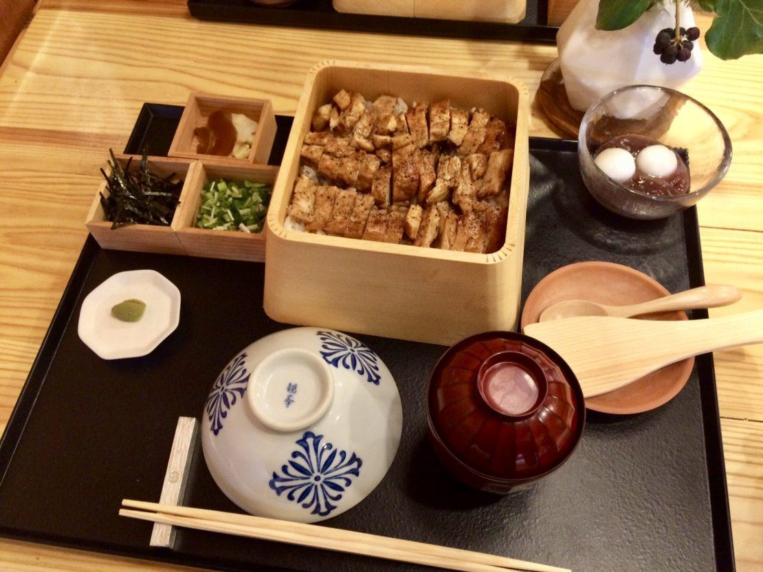 名古屋初の実店舗!「鶏ひつまぶし」のお店『風琴(フウキン)』
