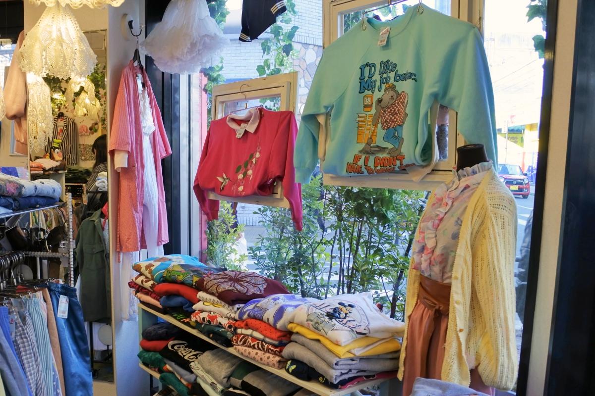 ここが名古屋の古着天国!「大須商店街」で古着屋巡り - 入門編 - - panama.jersey 1