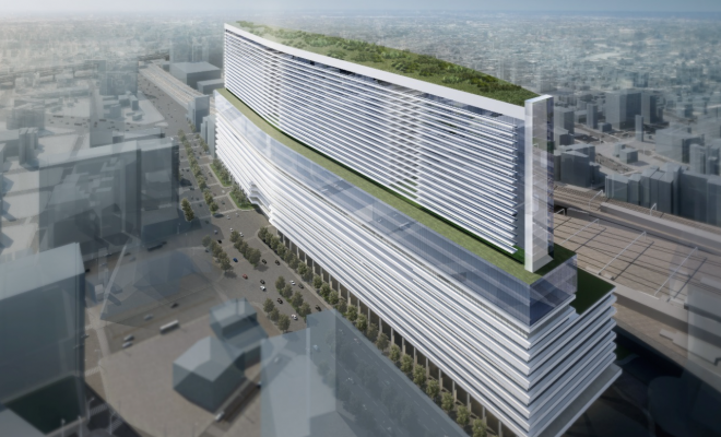 名鉄名古屋駅地区の再開発で新ビル誕生!南北400メートルを誇る横長施設 - 567a8365a6cadaf193a9112e5aef8333 660x400