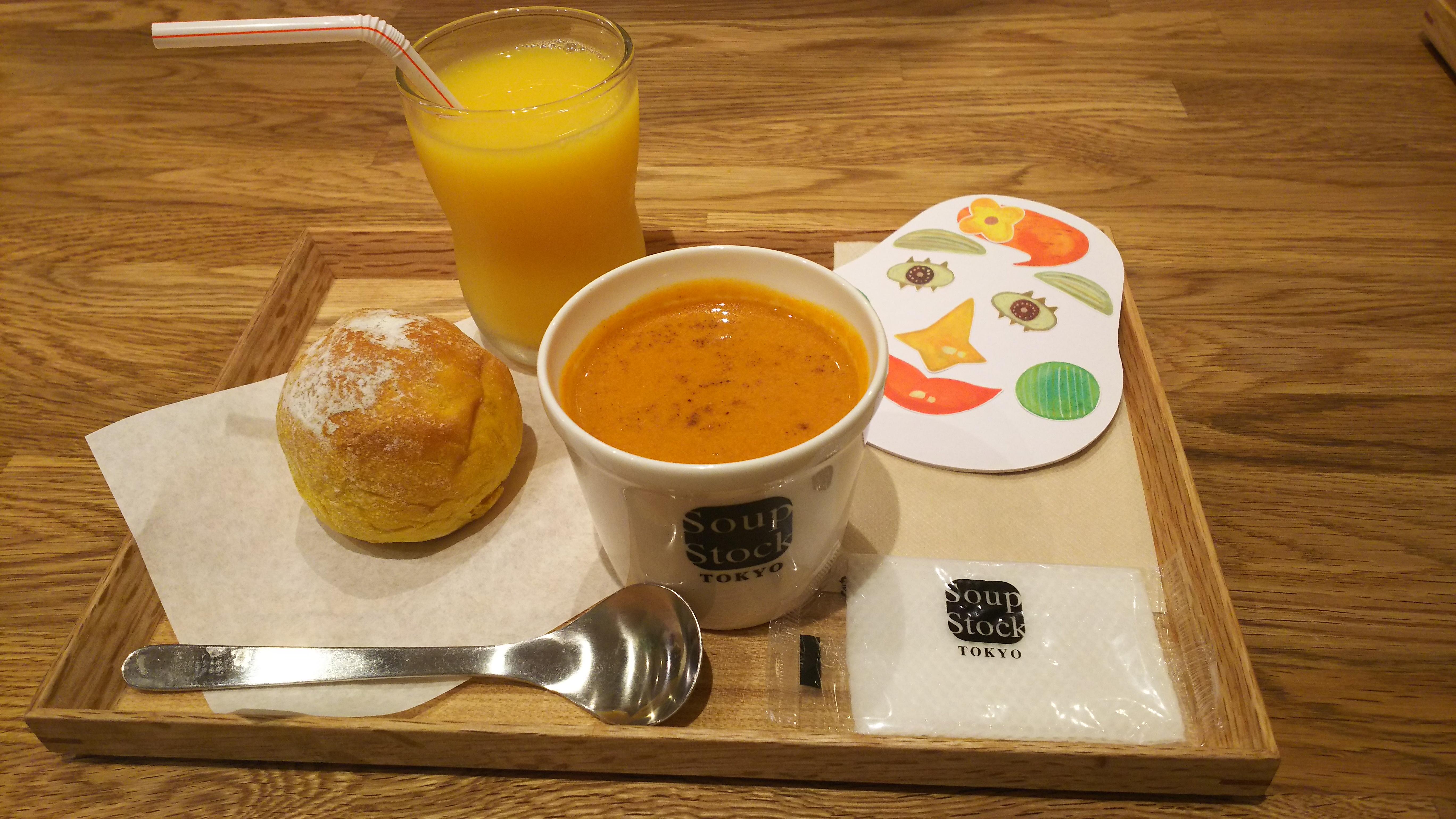 子供と一緒に楽しむ「Soup Stock Tokyo」が星が丘テラスにオープン - DSC 0329