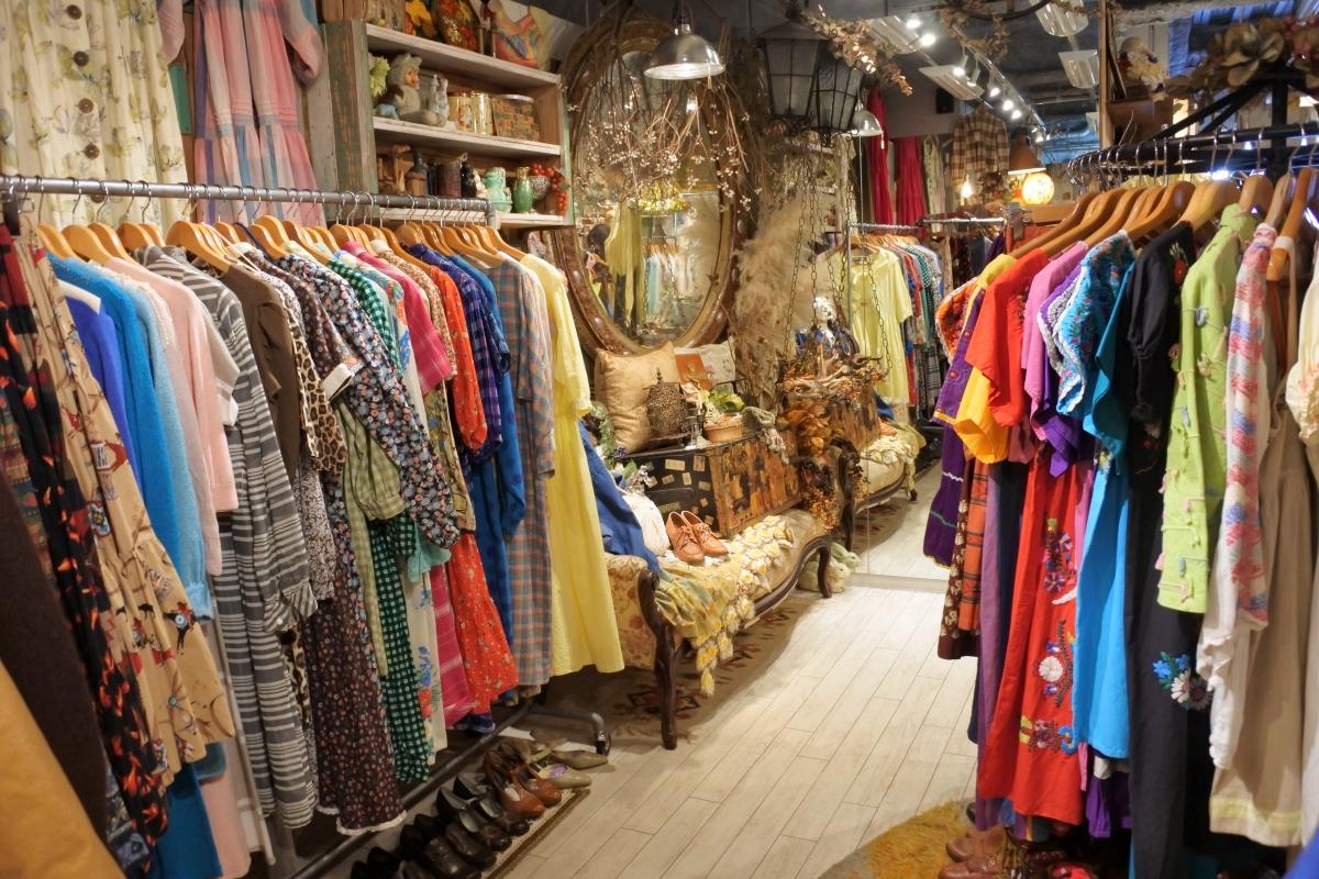 ここが名古屋の古着天国!「大須商店街」で古着屋巡り - こだわりのお店編 - - DSC 0801