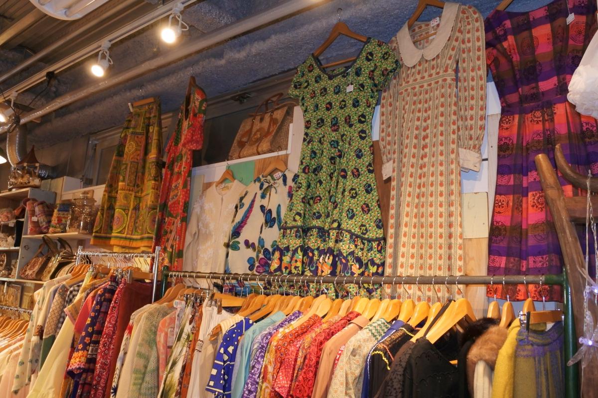 ここが名古屋の古着天国!「大須商店街」で古着屋巡り - こだわりのお店編 - - DSC 0802