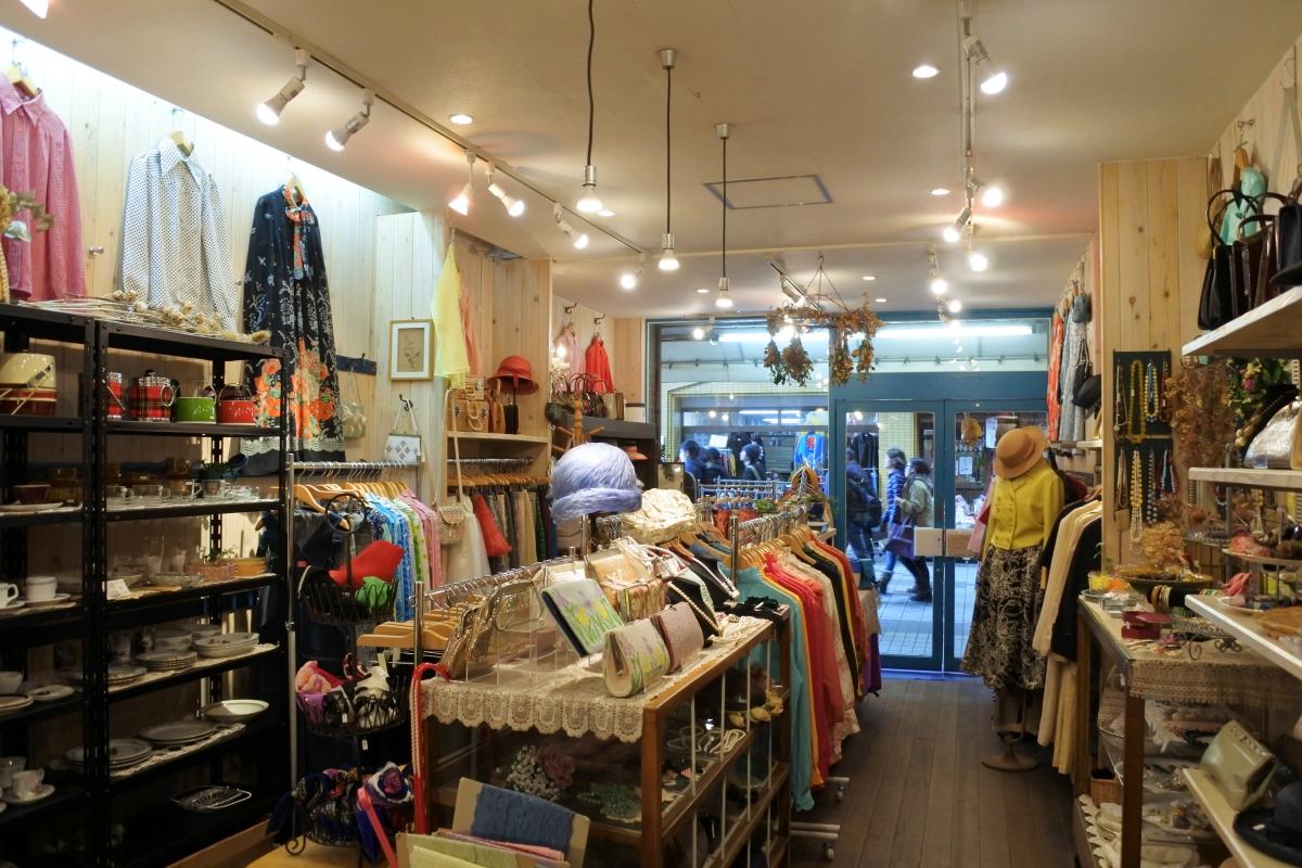 ここが名古屋の古着天国!「大須商店街」で古着屋巡り - こだわりのお店編 - - DSC 0834